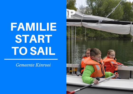 Familie Start to Sail