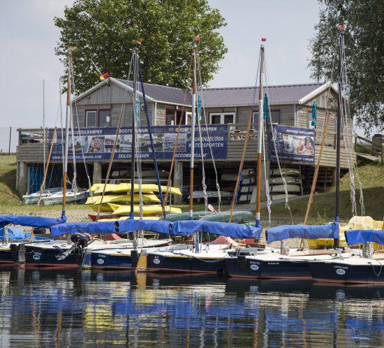 Sailcenter Limburg - ontspanning door inspanning op het water
